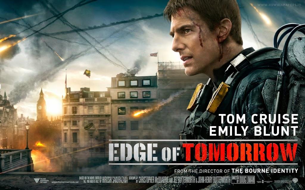 Στα Όρια Του Αύριο Edge of Tomorrow Wallpaper