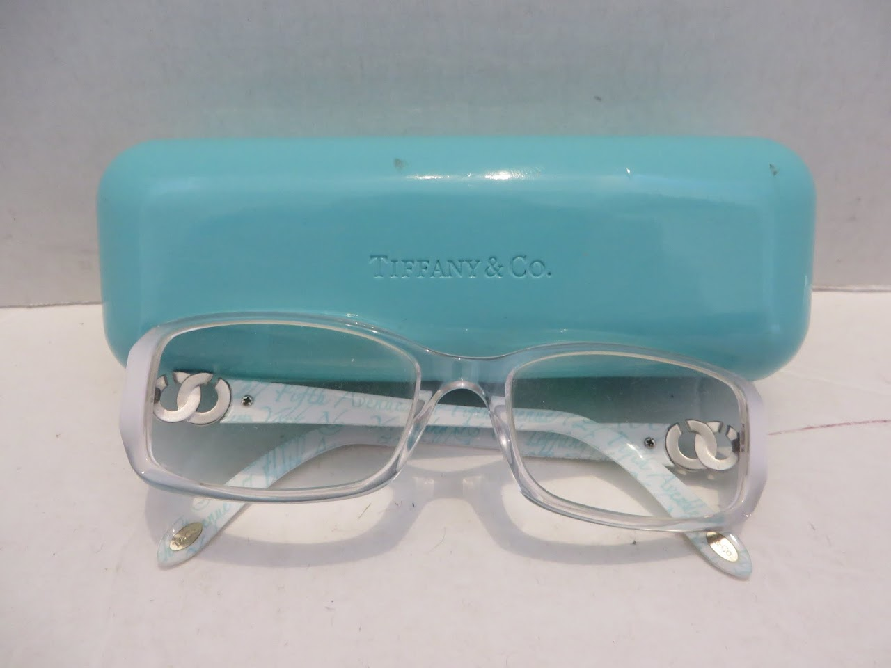 Tiffany & Co. Rx Glasses
