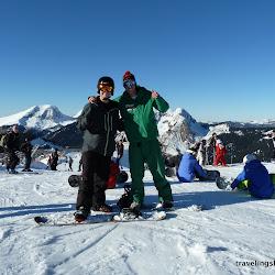Snowboarding - Morzine-Avoriaz, France 2011