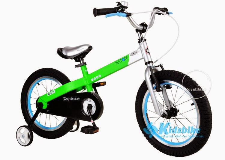 Xe đạp trẻ em Royal baby Buttons Aluminum