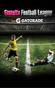 Gazzetta Football League - náhled