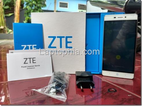 Paket Pembelian ZTE Blade A711