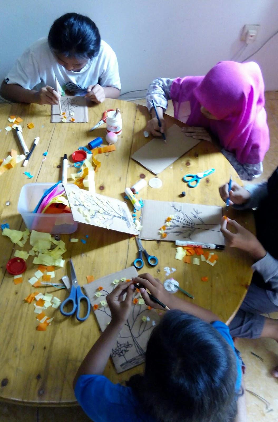 Craft for Kids, Prakarya mudah untuk anak
