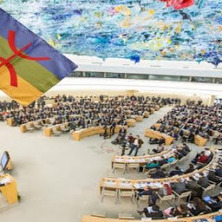 مجلس الأمم المتحد لحقوق الإنسان بجنيف يشرع في الإطلاع على شكاوي وتقارير المنظمات الأمازيغية