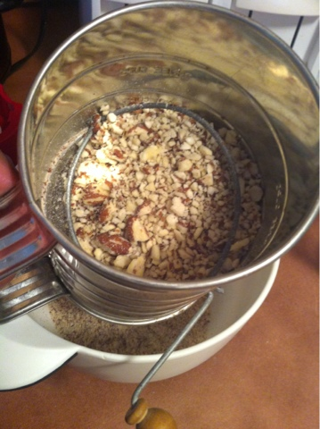 Homemade Almond Flour northern belle