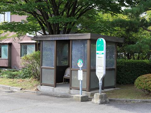 新潟交通 月潟バス停 その1