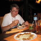 Dinner at Pura Vida (Dauin, Negros)