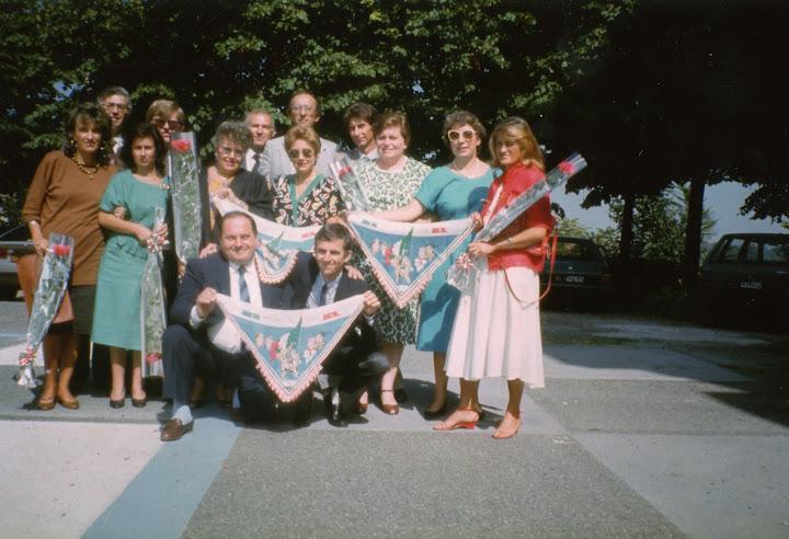 1997 - paolo, carlo, angelo, beppe, franco,,vanda, ginetta, piercarla, camilla, marisa, paola, liliana,,gianni, gianni