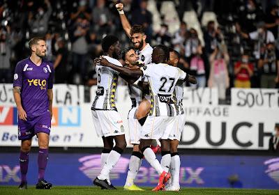"""Une victoire """"avec la manière"""" et """"beaucoup de maturité"""" pour Charleroi"""