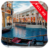 Venice in Italy Live Wallpaper