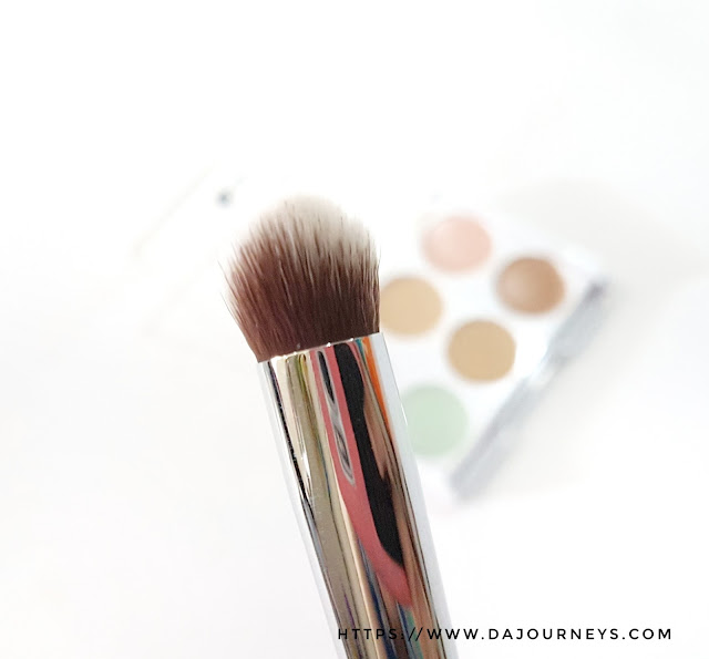 Review 3DHD Precision Brush Sigma Beauty