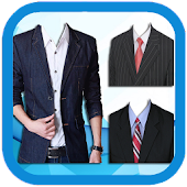 Men In Suit Photo Maker