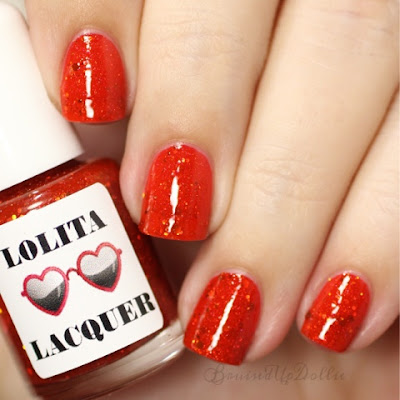 Lolita Lacquer Salsa Roja