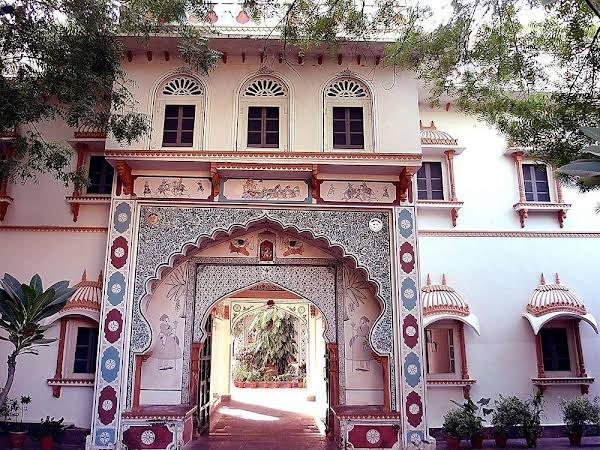 Palkiya Haveli - Heritage Hotel