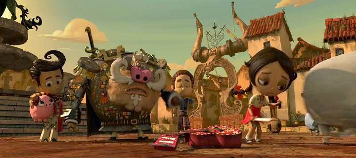 Watch Online Full English Movie The Book of Life (2014) Hollywood Full Movie HD Quality for Free