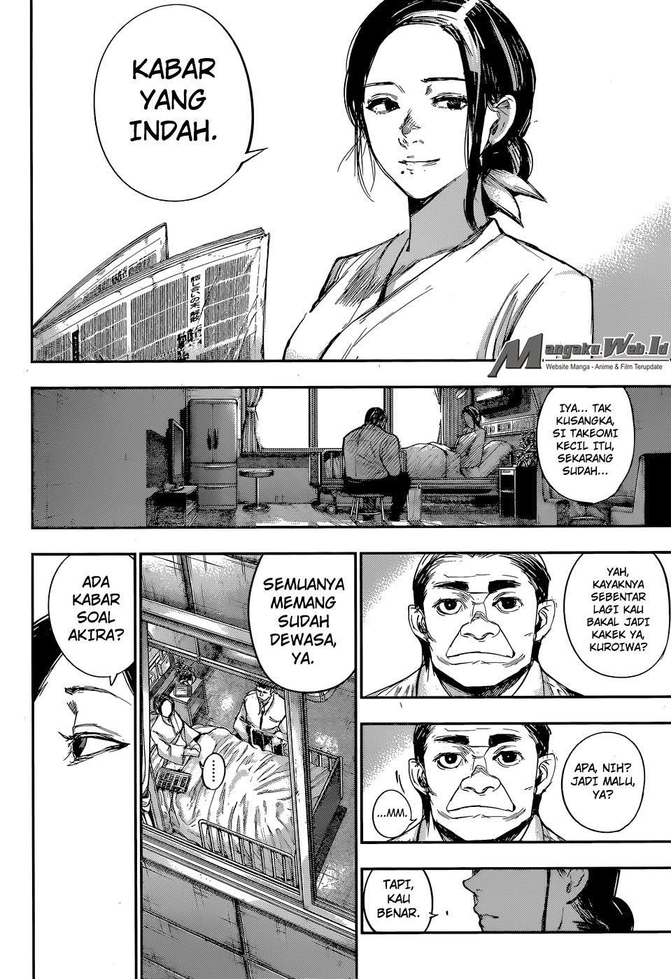 Tokyo Ghoul: Re Chapter 104-5