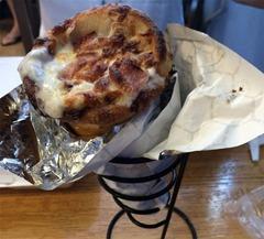 The Broken Plate Restaurant, Pizza Cone