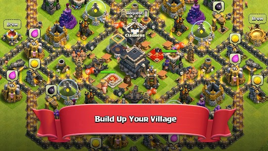 download Clash of Clans,Games, Strategymod apk,obb file