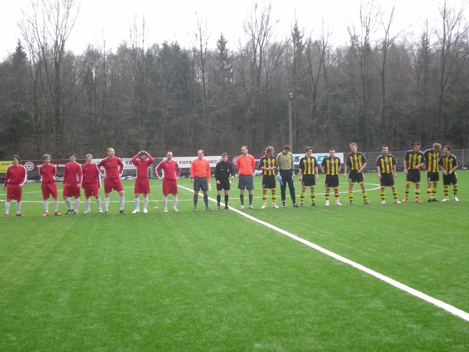 FC IRP Český Těšín - 1. BFK Frýdlant