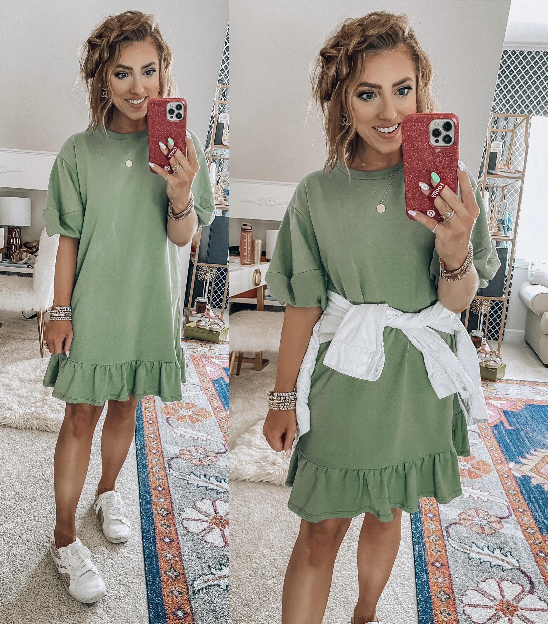 Recent Walmart Fashion Finds for Spring - Something Delightful Blog #walmartfashion #spring21fashion #affordablefashionfinds
