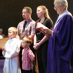 2015-09-20 Baptism and New Members