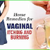Vaginal Itchiness and Home Remedies to Treat it.