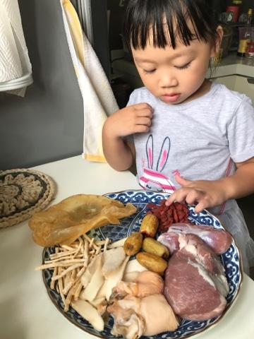 響螺淮山杞子花膠湯-清熱化痰
