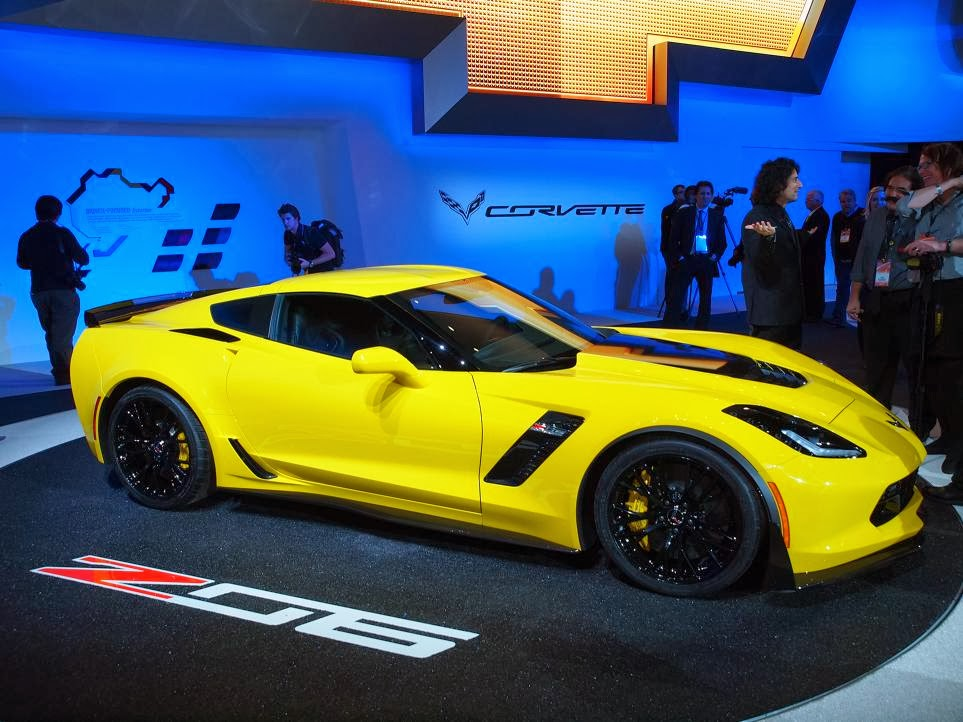 2015 Chevrolet Corvette Z06 NAIAS 2