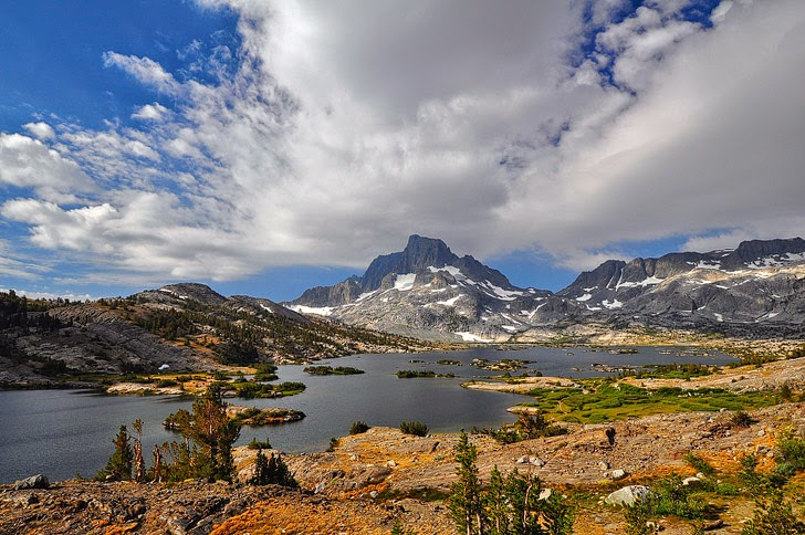 Sierra High Route (25 Best Hikes in the World).