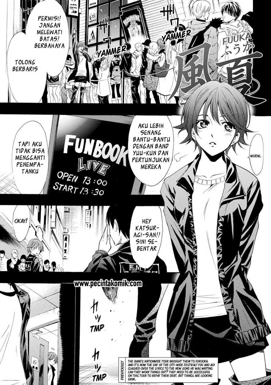 Fuuka Chapter 141-2
