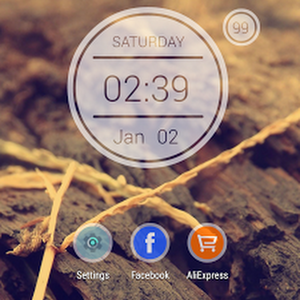 Frosty Icon Pack Theme v6.2.2 [Patched]
