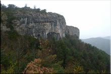 Plano Monteoscuro mendiaren gailurra 1.046 m. -- 2016ko urtarrilaren 10an