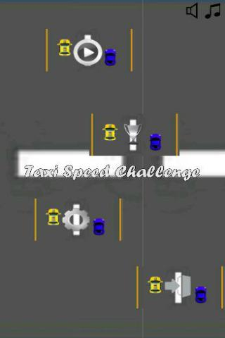 Taxi Speed Challenge