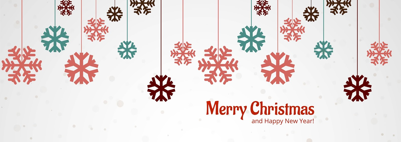 Beautiful Merry Christmas Snowflake Banner Design Vector Free Download Vector CDR, AI, EPS and PNG Formats