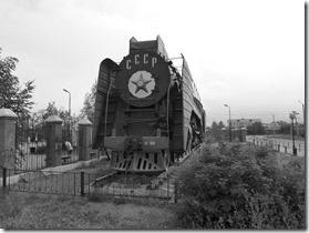 loco P36 severobaikalsk