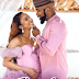 Banky W and Adesua announce their baby's name, its meaning