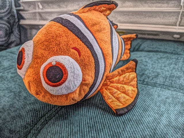 Nemo stuffed toy free pictures