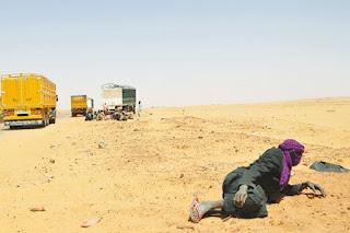 Dégradation du réseau routier de Tamanrasset: Les automobilistes face à la passivité des autorités
