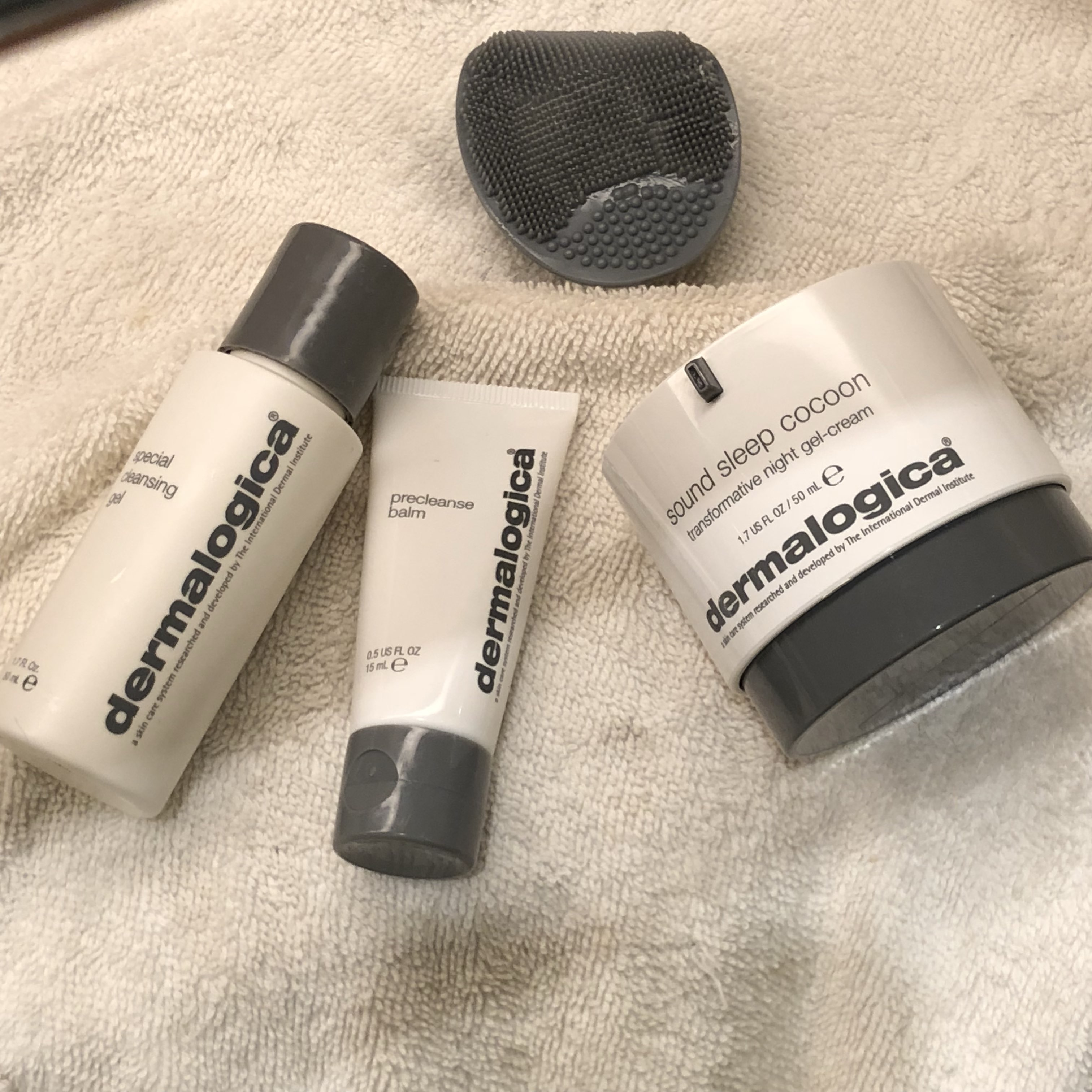 [SKIN] dermalogica 晚間肌膚修復只需一步 Sound Sleep Cocoon
