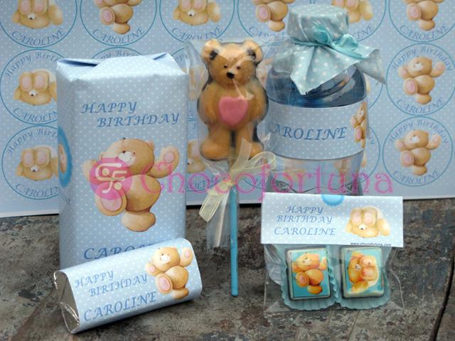 Goodie Bag Forever Friends Ultah Birthday Ulangtahun Ulang Tahun