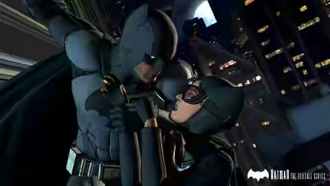 TELLTALE Unveils New Batman Game With Screenshots 1