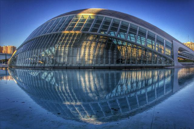 Valencia, City Of Arts And Sciences - 25