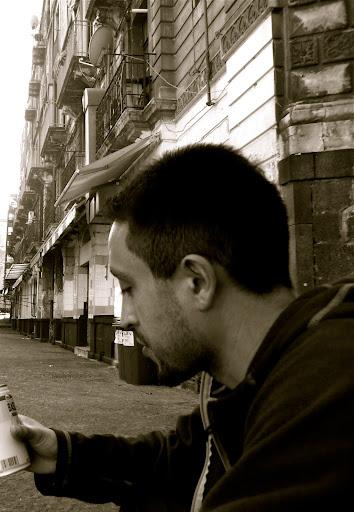 Entrevista a Francisco Laguna Correa. Ganador del II Certamen Literario (de microrrelato) de la Academia Norteamericana de la Lengua Española