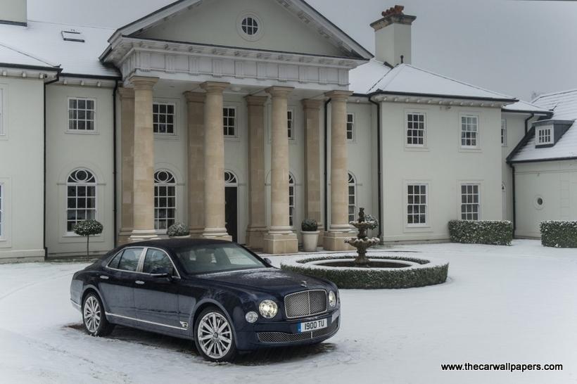 Bentley Mulsanne 2014