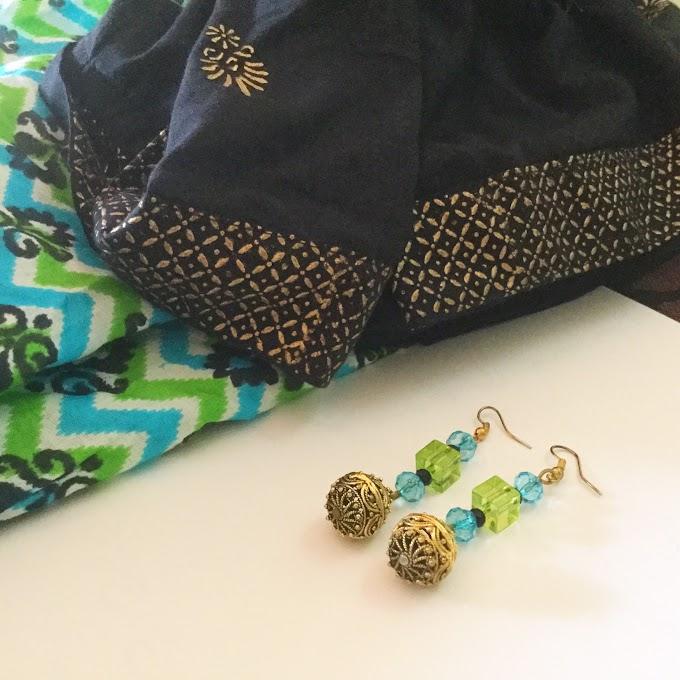 Accessories To Match An Ensemble...
