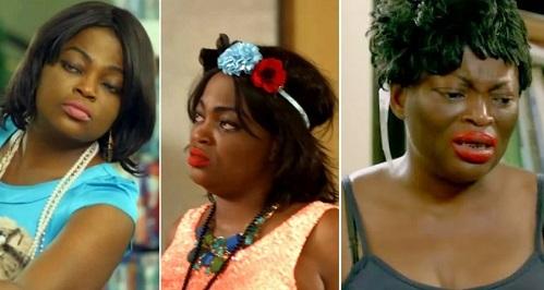 "Funke Akindele's Epic Response To A Fan Who Feels ""Jenifa"" Should Start Speaking Good English"