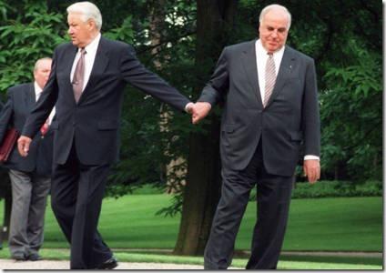 Άνδρες με κοστούμια με μεγάλα στρόφιγγες