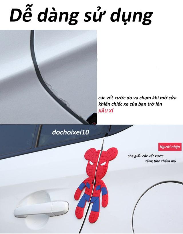 miếng dán chống xước xe ô tô