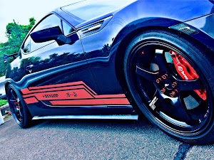 BRZ ZC6 GTのカスタム事例画像 pecoさんの2019年07月17日22:09の投稿