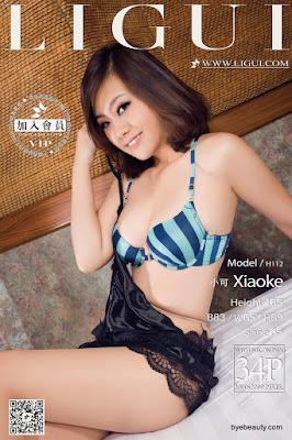 LiGui 2015.09.20 网络丽人 Model 小可 [34+1P]